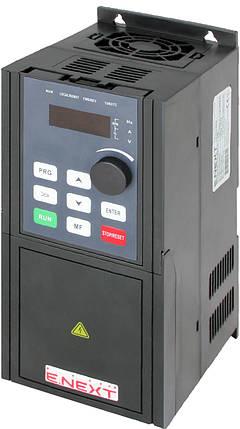 Перетворювач частотний e.f-drive.4R0h 4кВт 3ф/380В, фото 2