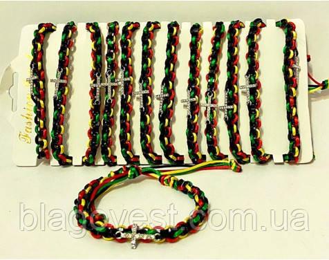 Плетений Браслет 12 шт. в упак. 111