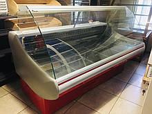 Холодильная витрина Juka SGL190