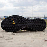 Сороконожки Nike Tiempo Legend VII Pro R10 TF (40-45), фото 3