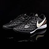 Сороконожки Nike Tiempo Legend VII Pro R10 TF (40-45), фото 4
