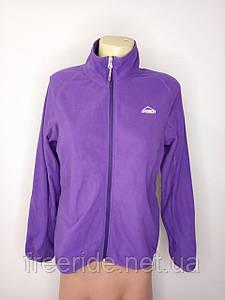 Тонкая флисовая кофта McKinley (M/L) 44 фиолетовая