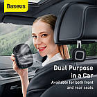 Вентилятор автомобільний Baseus Natural Wind Magnetic Rear Seat Fan, чорний, фото 6