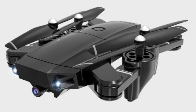 Квадрокоптер BTB   H13 с камерой и Wi-Fi, черный