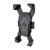 Держатель для телефона велосипедный Hoco CA58 Light ride, черный