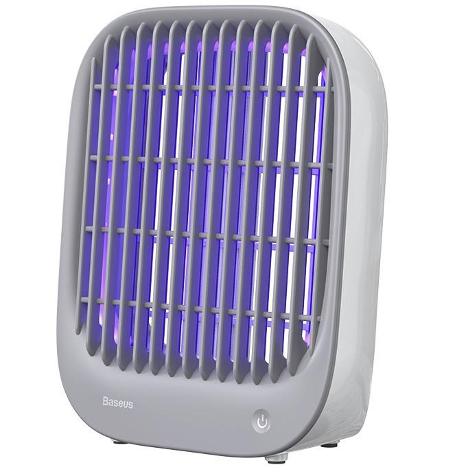 Уничтожитель комаров с подсветкой Baseus Baijing Desktop Mosquito lamp, белый