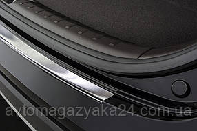 Накладка на бампер BMW X3 (E83) FL 2006-2010
