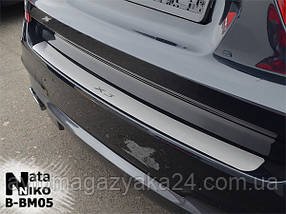 Накладка на бампер BMW X3 II (F25) 2010-2014