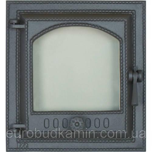Каминная дверца SVT 412 (400х370 мм)