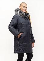 Женский пуховик от украинского производителя