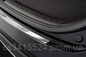 Накладка на бампер HONDA CR-V III FL 2010-2012