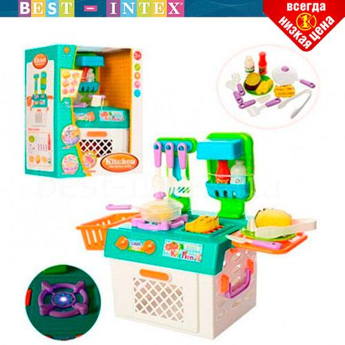 Кухня детская игровая Bambi XG2-6