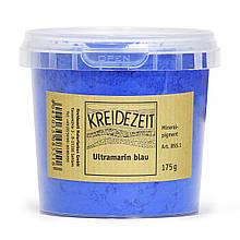 Натуральный пигмент, Ультрамарин Голубой, Ultramarin Blau, Pigmente, Kreidezeit