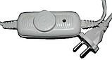 Электрогрелка водонепроницаемая для животных с индикатором  50х30см Shine, фото 3