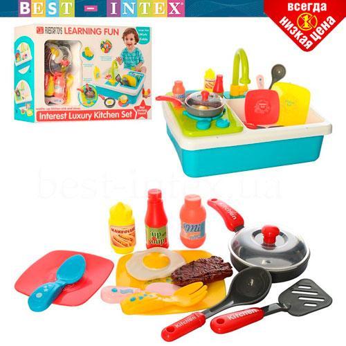 Детская Кухня-Мойка 35385A-B