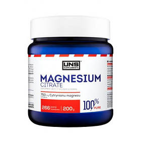 100% Pure MAGNESIUM CITRATE - 200g