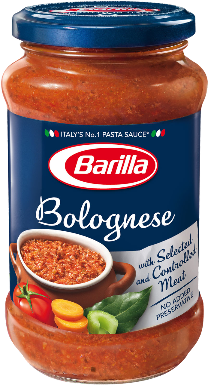 Соус Barilla 400г Bolognese