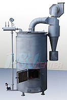 Паровой твердотопливный котел для производства КПТ-500