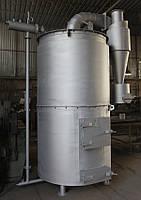 Паровой твердотопливный котел для производства КПТ-400