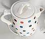 Электрический керамический чайник экологичный электрочайник 2л, фото 3