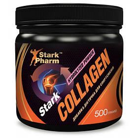 Гідролізований Колаген Stark Pharm Stark Collagen Hydrolyzed Powder (500 г) старк фарм