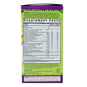 Мультивітаміни для Дітей, Смак Вишні, Rainforest Animalz, Bluebonnet Nutrition, 90 жувальних цукерок