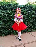 """Дитяча блузка з вишивкою - вишиванка """"Ладочка"""", фото 5"""