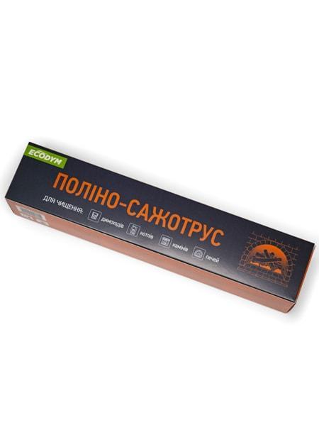 Полено-трубочист для очистки дымохода Ecodym 1.1 кг
