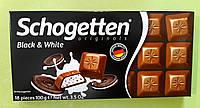 Шоколад Schogetten с кусочками печенья молочный 100 г, фото 1