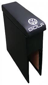 Подлокотник VolksWagen Golf 2 1983-1992 (с вышивкой)