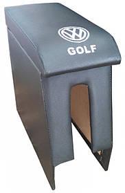 Подлокотник VolksWagen Golf 3 1993-1997 (с вышивкой)