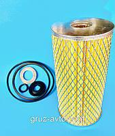 Фильтрующий масляный элемент ГАЗ-53 3307 с комплектом уплотнений ГАЗ-53, фото 1