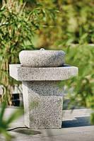 Готовый фонтан для сада, легкий, переносной.