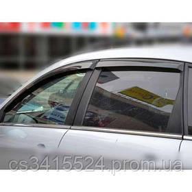 Дефлекторы на боковые стекла Chevrolet Captiva 2006-2011, COBRA TUNING