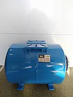Гидроаккумулятор водоснабжения EUROAQUA 50л горизонтальный