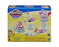 Игровой набор Hasbro Play-Doh Кухонные принадлежности (E7253-E7275)