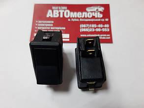 Включатель кнопочный на 2 положение БАЗ А079 (клавиша)