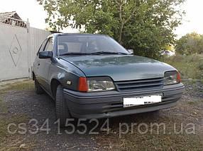 Реснички на фары Opel Kadett 1984-1991  Spirit (на скотче 3М)