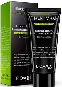 Маска-плівка Bioaqua для видалення чорних крапок Bioaqua Deep Cleansing Black Mask 60 мл