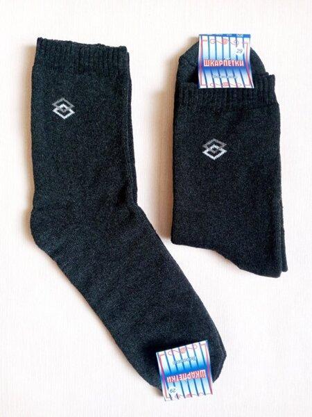 Шкарпетки чоловічі теплі махрові, бавовна стрейч,Україна. колір:сірий,синій. Р-н 29. Від 6 пар по 12грн.