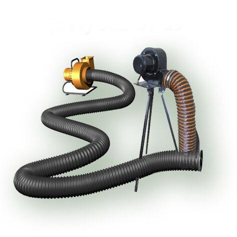 ВСП-500 вентилятор переносной
