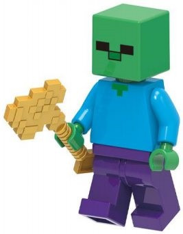 Майнкрафт Minecraft Аналог лего