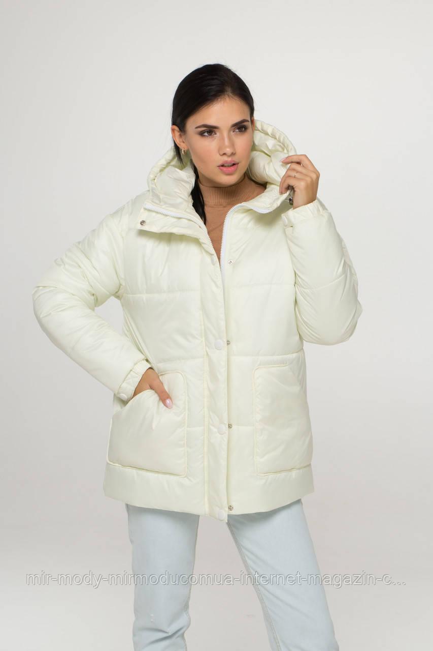 Куртка зимняя женская батальная арт м 0050  с 44 по 60 размер (devi)