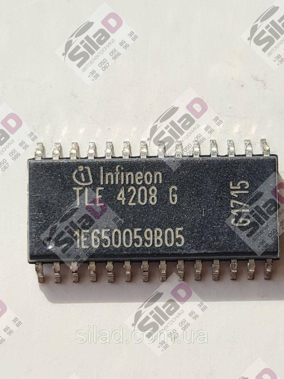 Микросхема TLE4208G Infineon корпус SOP-28