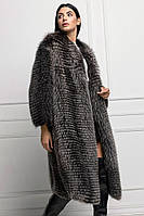 Шуба из лисы Финляндия, аукцион  Saga Furs., фото 1