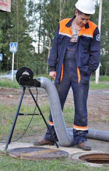 ВСП-500 вентилятор для колодцев купить Киев