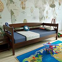 Деревянная кровать Лев, Доставка Бесплатная