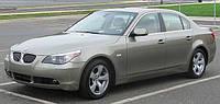 Лобовое стекло на BMW 5 SERİES E60 520-540