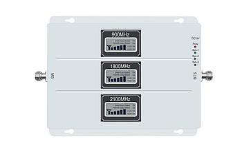 Комплект посилення мобільного зв'язку Lintratek KW20L-GDW Professional Kit 935-960/1805-1880/2110-2170 МГц