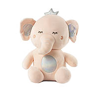 """Мягкая игрушка, детская, """"Слоник с диадемой"""", 35 см"""